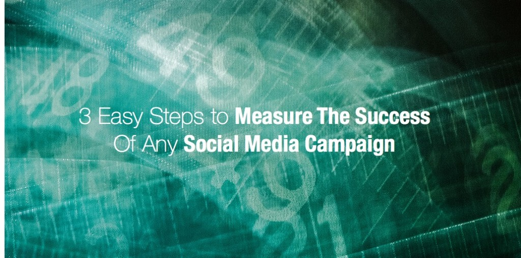 3 Easy Steps to Measure The Success Of Any Social Media Campaign