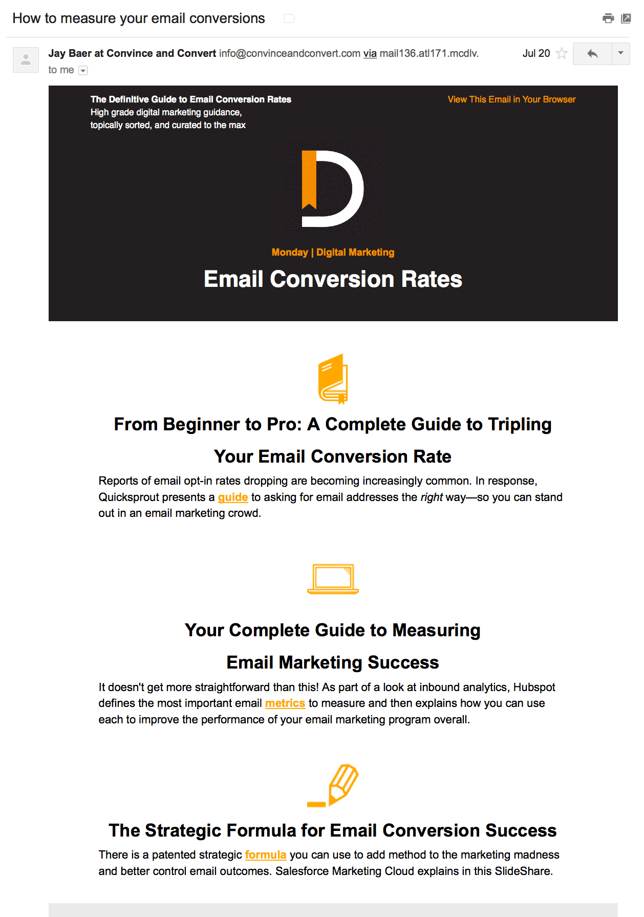 How to Get More Responses From Cold Emails - Single Grain