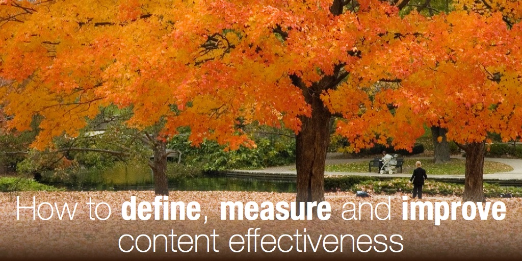 Content Marketing ROI: How to define, measure and improve content effectiveness