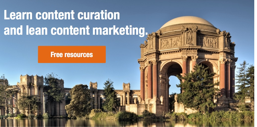 Free resources on content marketing