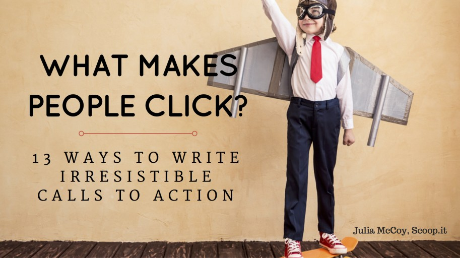 What makes people click