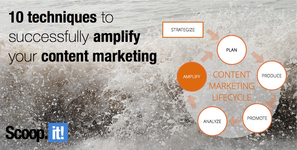 10 techniques to successfully amplify your content