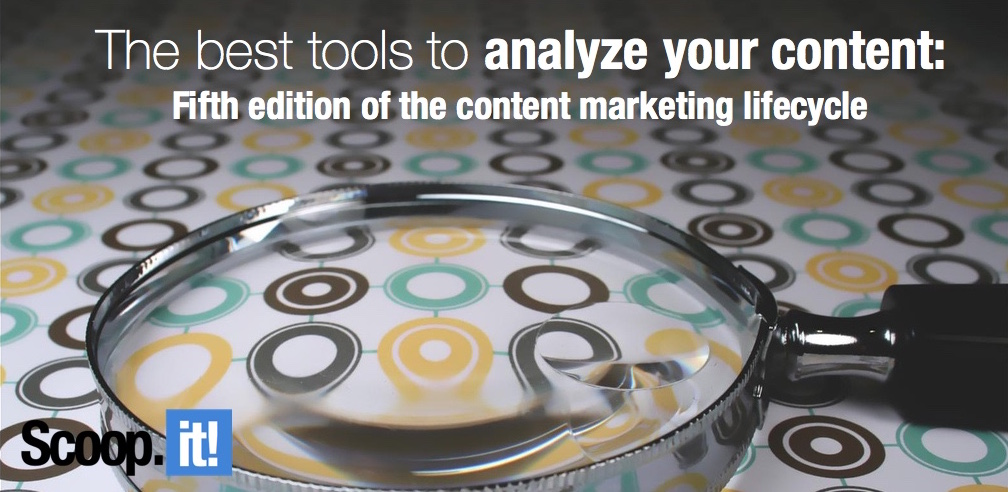 best content marketing tools to analyze your content 5th phase content marketing lifecycle