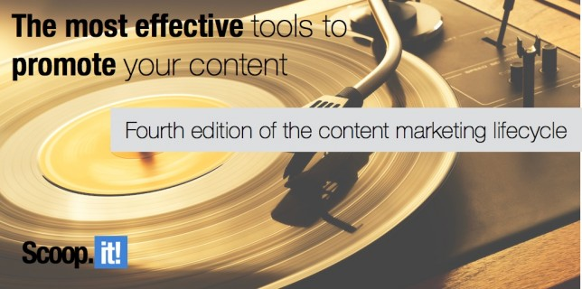 the most effective tools to promote your content