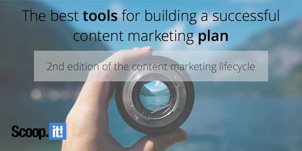 the best content marketing tools for the planning phase content marketing lifecycle