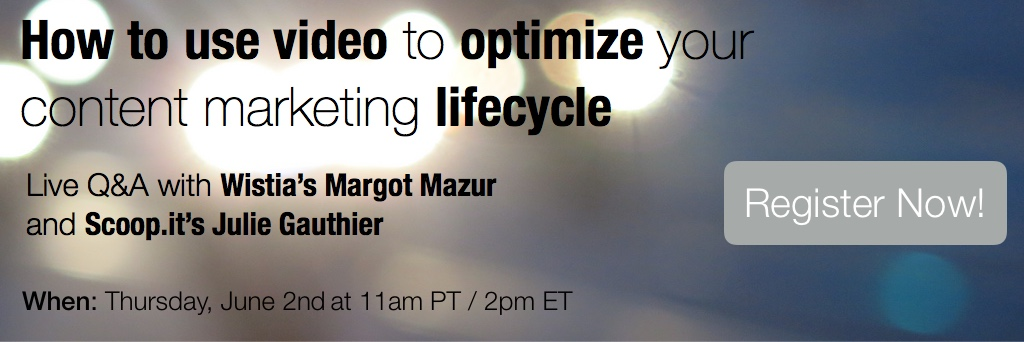 how to use video to optimize your content marketing lifecycle wistia webinar cta