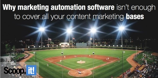 why marketing automation software isn't enough to cover all your content marketing bases
