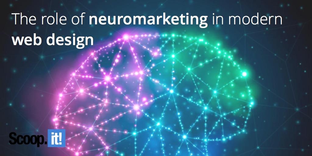 role of neuromarketing in modern web design