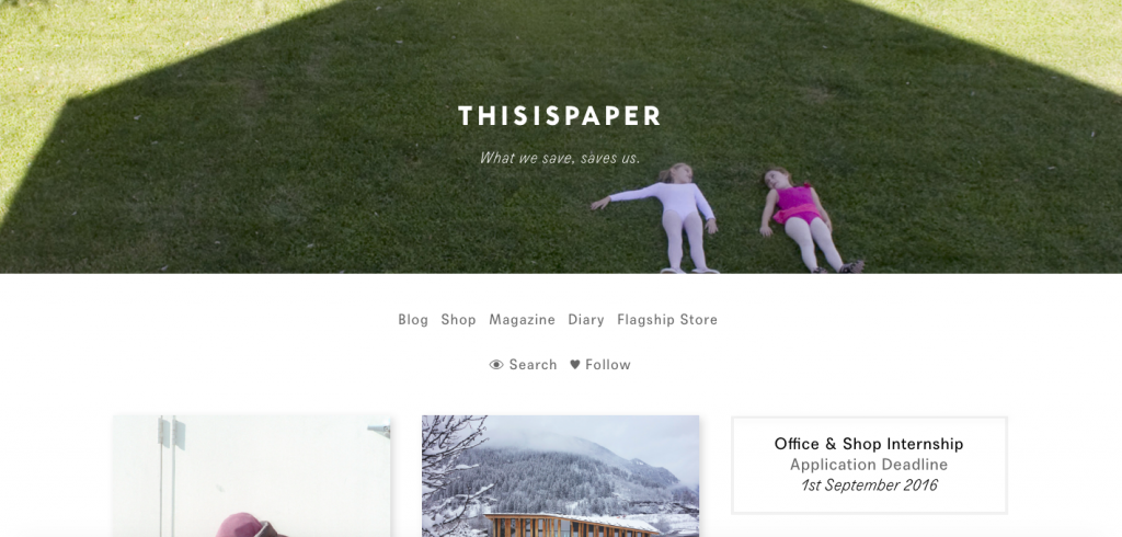 5 core tenets of clean web design ThisisPaper