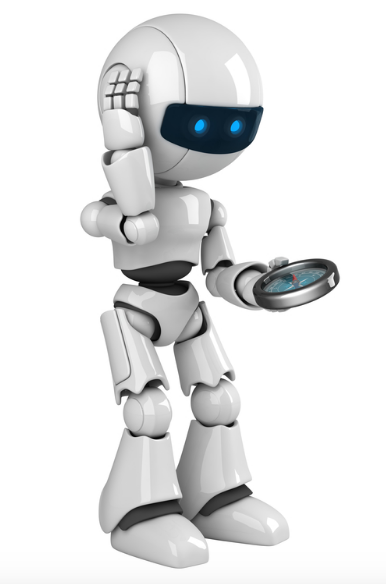 content marketing automation artificial intelligence robot