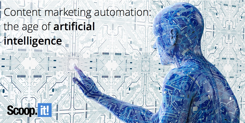 content marketing automation the age of artificial intelligence