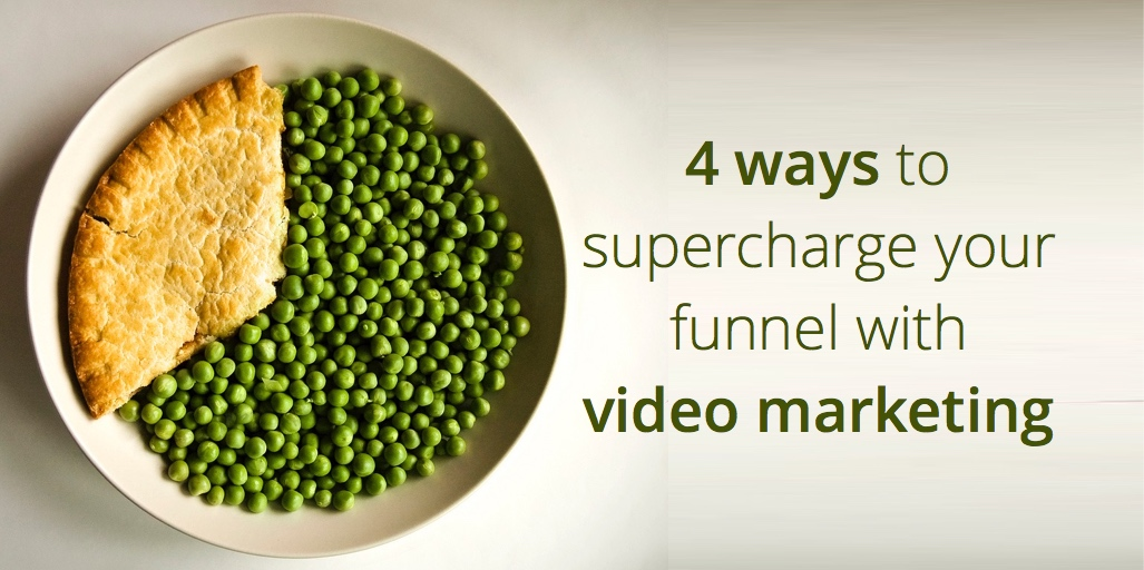 4 ways to supercharge your funnel with video marketing