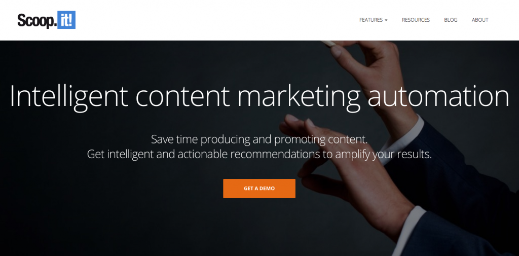 content marketing automation software