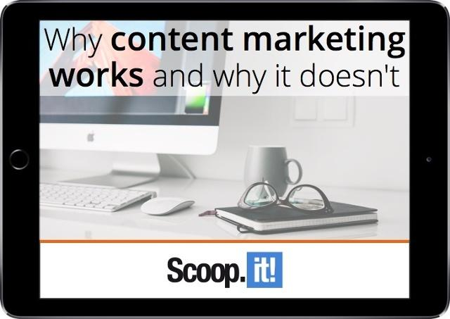 eBook scoop.it why content marketing works