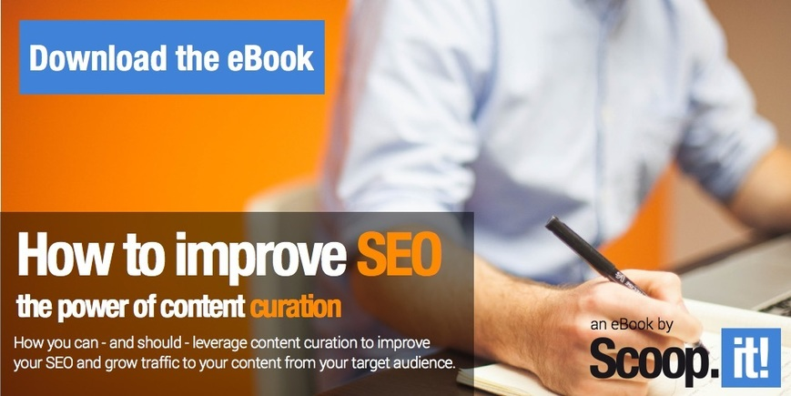 improve SEO the power of content curation - CTA end article download ebook