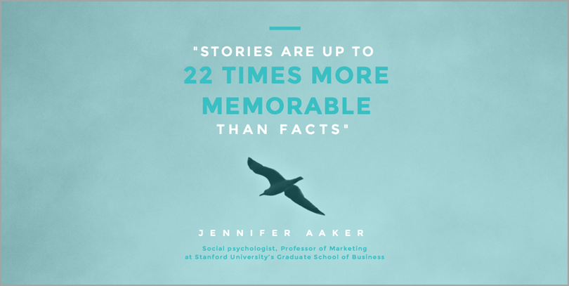 stories more memorable than facts