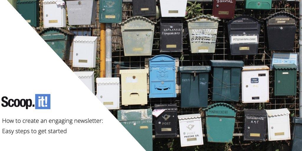 Comment créer une newsletter attrayante: étapes simples pour commencer