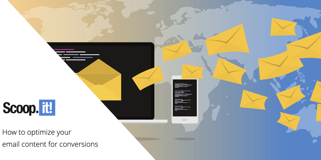 How to optimize your email content for conversions