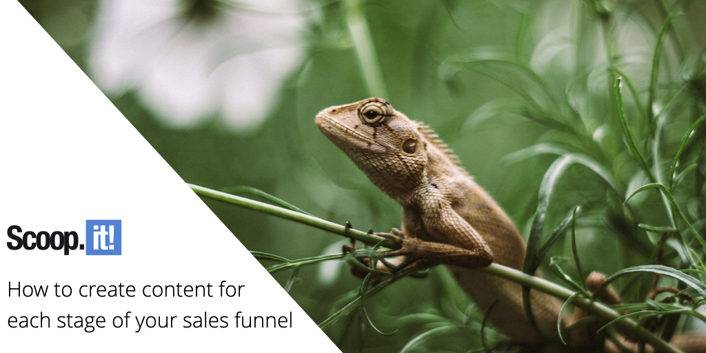 How to Create Content for Each Stage of Your Sales Funnel
