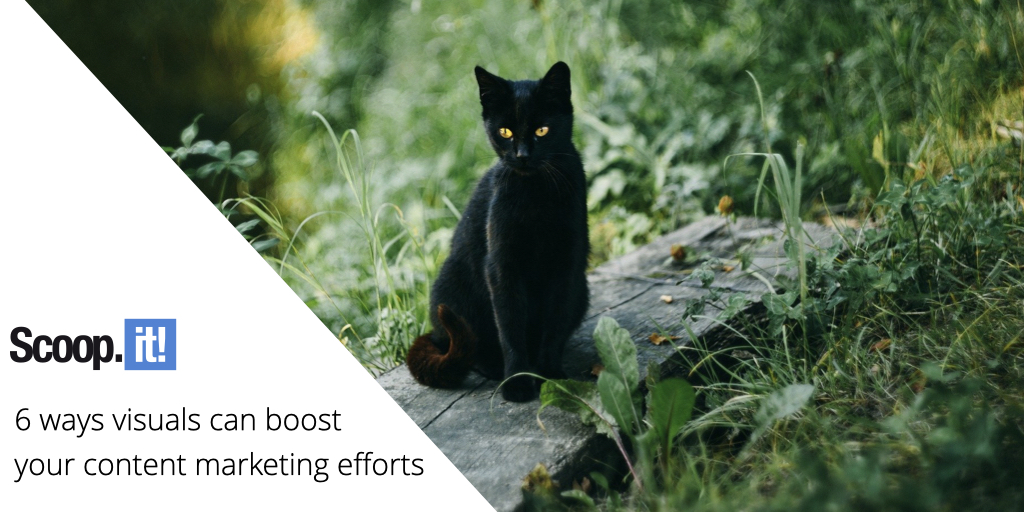 6 Ways Visuals Can Boost Your Content Marketing Efforts