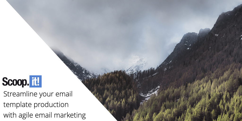 Streamline Your Email Template Production With Agile Email Marketing