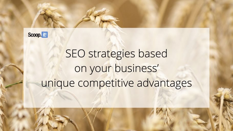 SEO Strategies Based on Your Business' Unique Competitive Advantages
